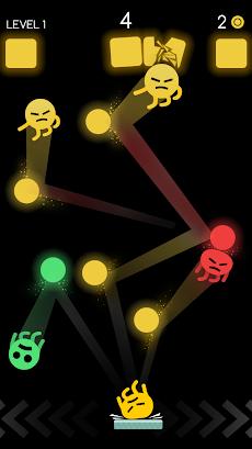 Color Orb - switch balls & match, blast blocksのおすすめ画像1