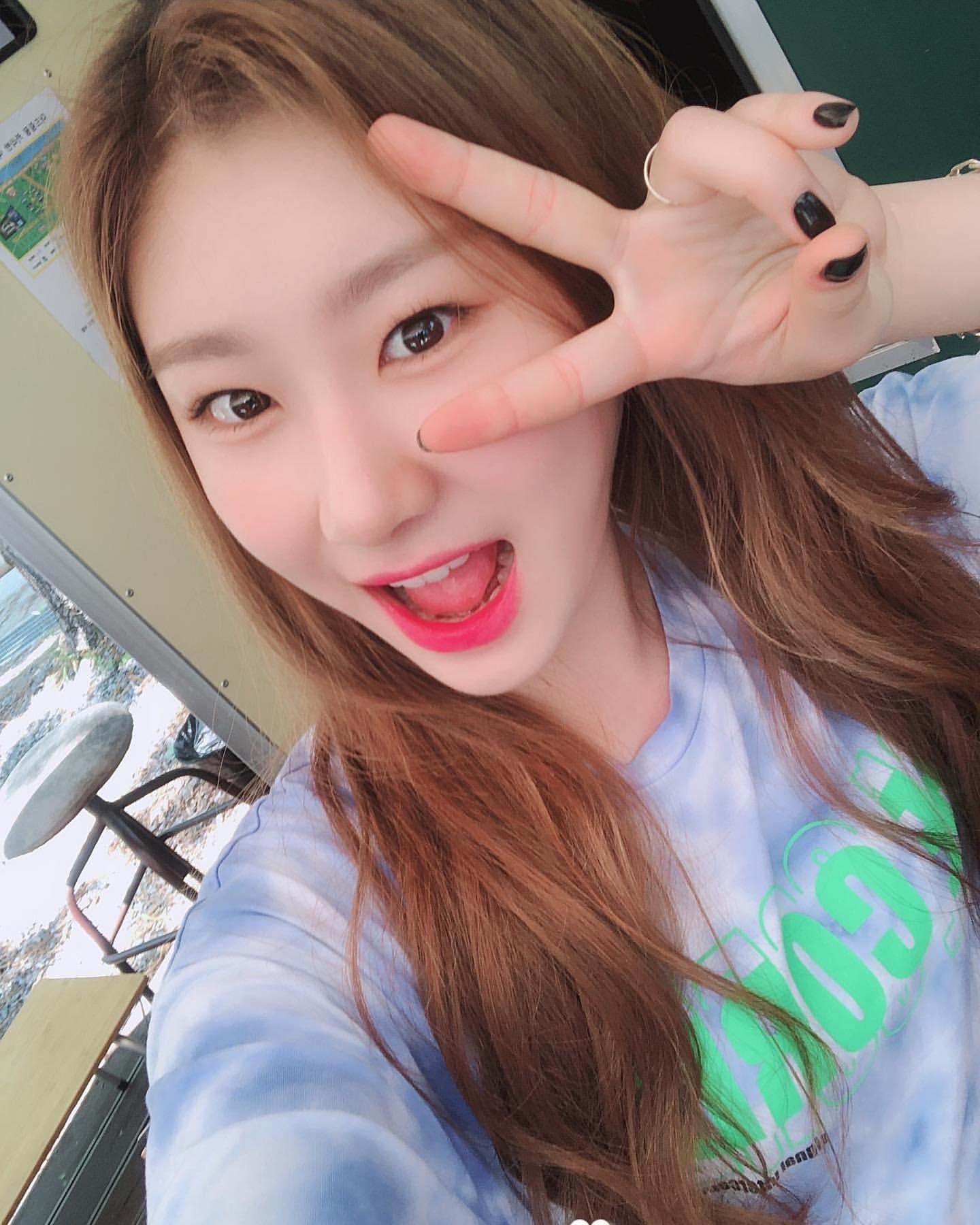 itzy chaeryeong lia cry 2