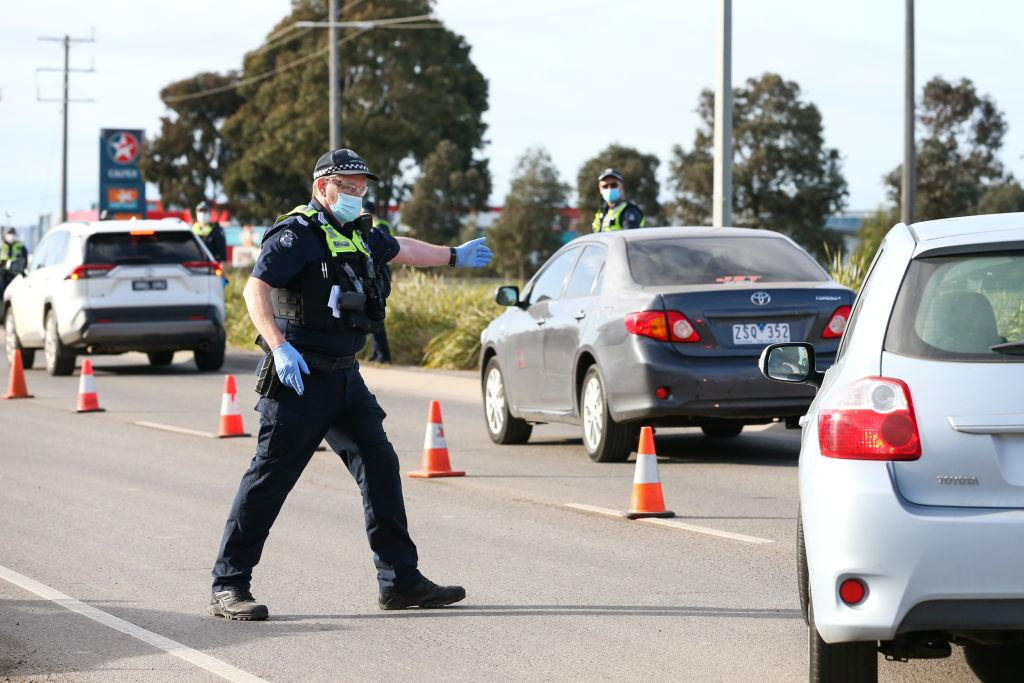 Checkpoints to contain Melbourne virus hotspots | Otago Daily Times Online  News