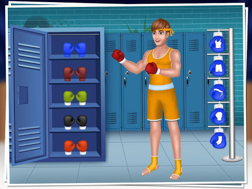 Crazy Boxing - Fun With Fighters 4.0 screenshots 2