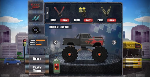 MonsterTruck Ultimate Ground 2- screenshot thumbnail
