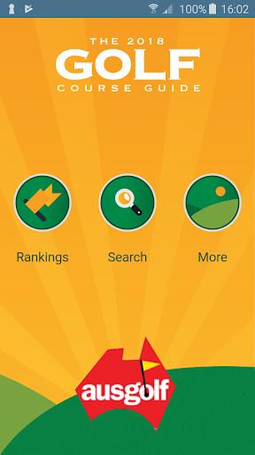 Golf Course Guide Aust Edition  screenshots 1