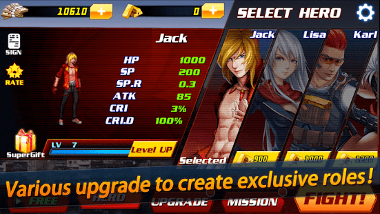 How to hack King of Fighting for android free