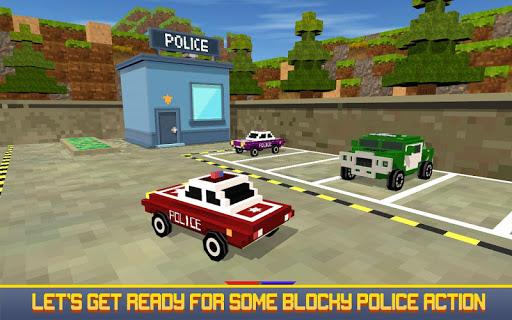 免費下載模擬APP|Blocky San Andreas Police 2017 app開箱文|APP開箱王
