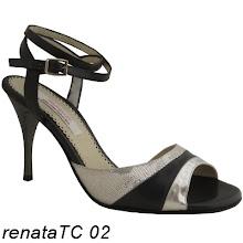 Photo: renataTC 02 - talon acrylique fin 8 cm