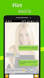 Meet24 - Flirt, Chat, Singles screenshot 2