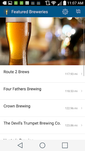 South Shore Brewery Trail