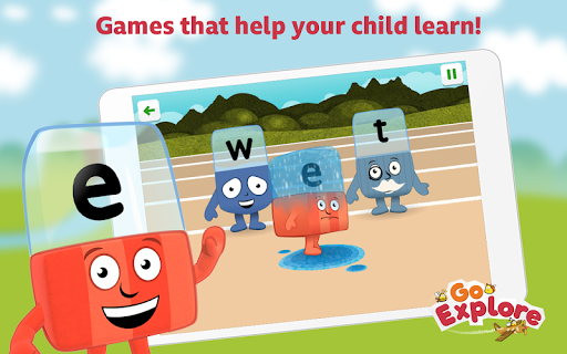 BBC CBeebies Go Explore - Learning games for kids apkpoly screenshots 13