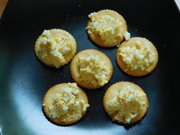 Egg Butter (munavoi) Recipe