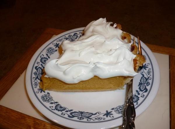 My Holloween Pumpkin (dudes) Pumpkin Pie Recipe