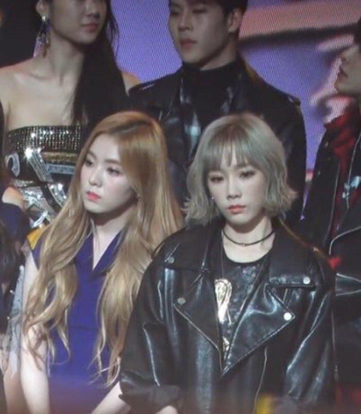 taeyeon with irene