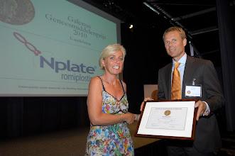 Photo: Kuvan© kandidaat Galenus Geneesmiddelenprijs 2010 © Bart Versteeg