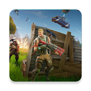 Fornite Mobile HD Wallpaper - Battle Royale icon