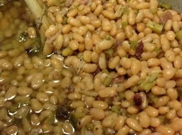 White Beans And Rib Greens Recipe
