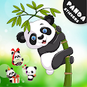 Cute panda stickers for whatsapp🐼wastickerapps icon