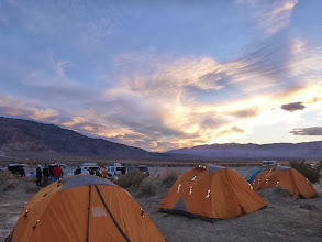Photo: Stovepipe Wells Camp.