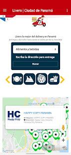 Download Livero Ciudad de Panamá For PC Windows and Mac apk screenshot 2