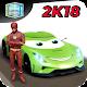 Superhero Car racer Stunt Driver (game)