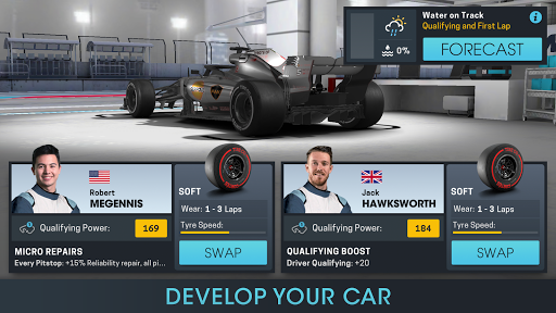 Motorsport Manager Online modavailable screenshots 3