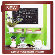 Easy DIY Chalkboard Projects icon