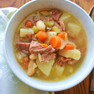 Ham Bean Potato Soup Recipes