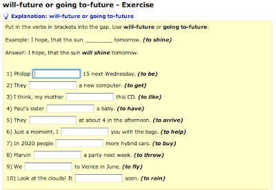 Talking about the future – will or be going to? | Teacher