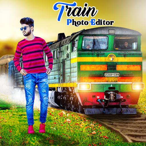 Train Photo Editor - Background Changer