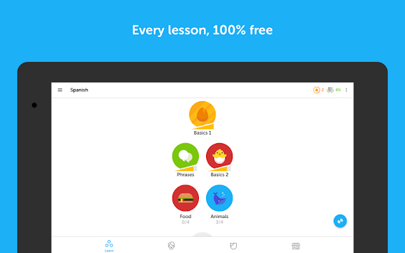 Duolingo: Learn Languages Free APK screenshot thumbnail 12