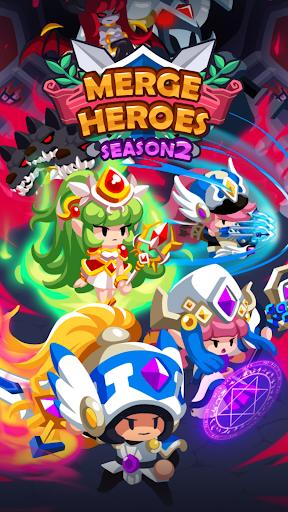 Merge Heroes Frontier: Casual RPG Online screenshots 17