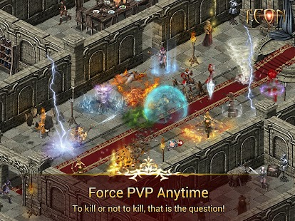 Teon - All Fair Hardcore ARPG Screenshot