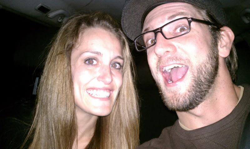 Photo: Romanello and Rockett, June 2011