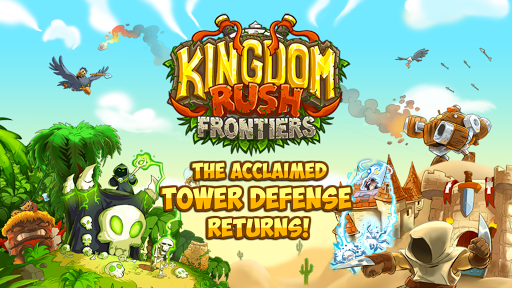 PC u7528 Kingdom Rush Frontiers 1