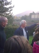 Photo: 4^ tappa: alla Chiesa di Salvaro con altre testimonianze di Renato Venturi