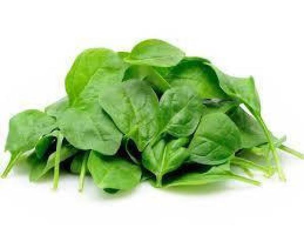Spinach And Potates Recipe