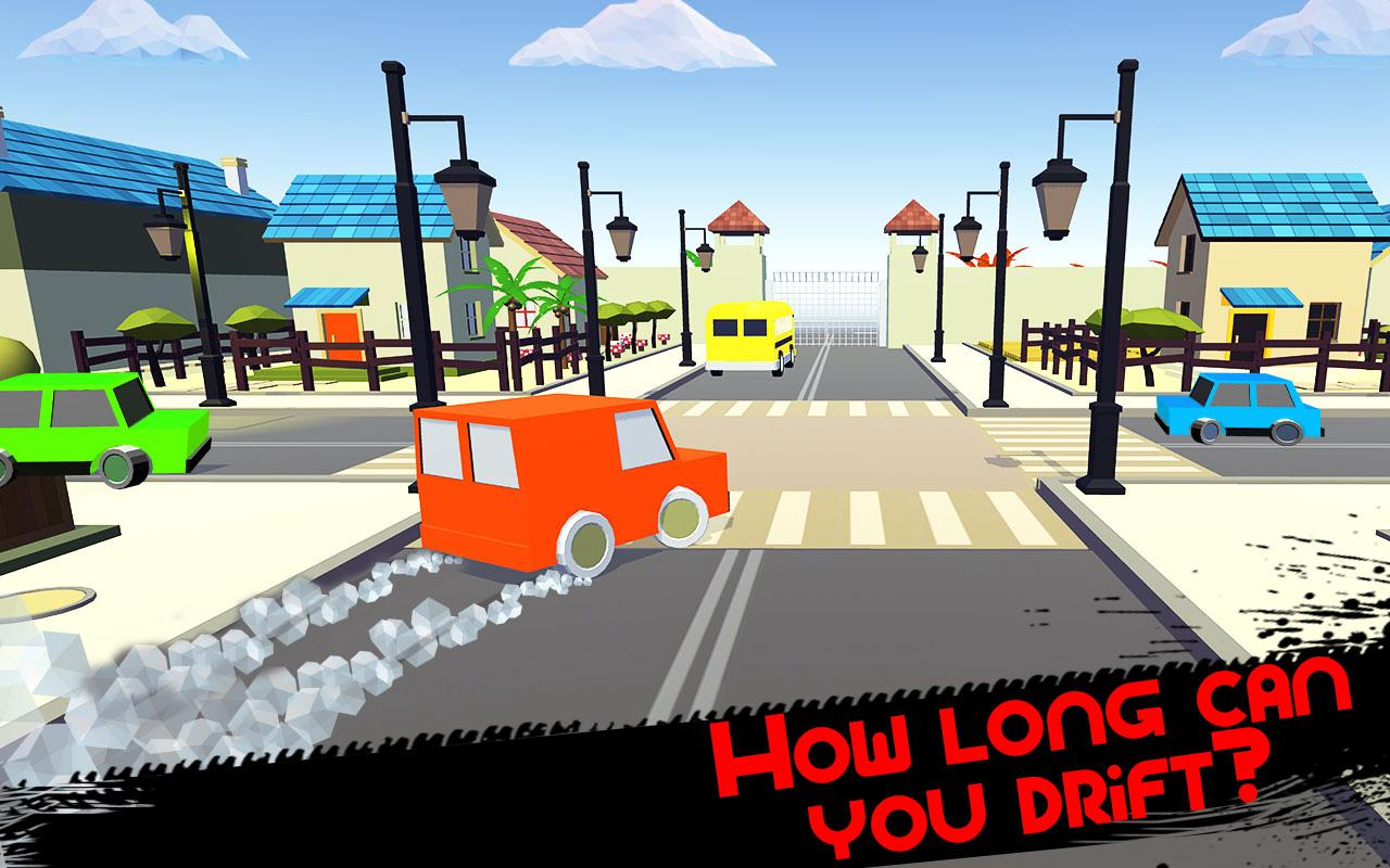 Drift Legends: Car Spinners- screenshot