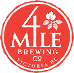 Logo of 4 Mile Oktoberfest