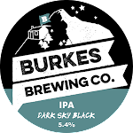Burkes Dark Sky Black IPA