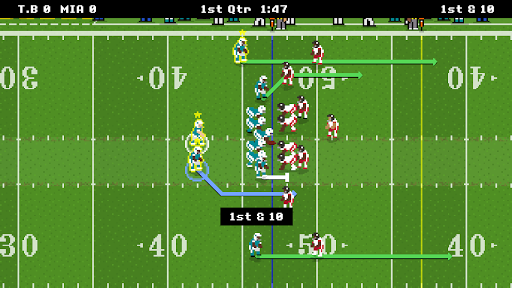 Retro Bowl 1.1.41 screenshots 1