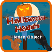 Halloween Haunts Hidden Object