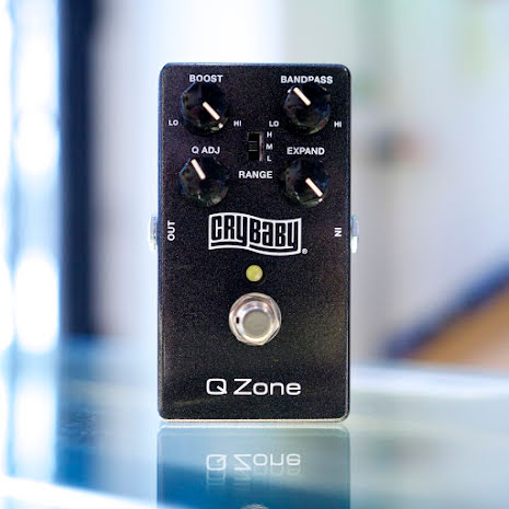 Dunlop CSP030 Cry Baby Q-Zone Auto-Wah