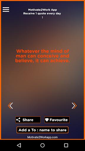 Motivate2Work