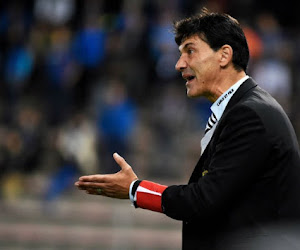 """Felice Mazzù : """"Le RMP ? Pas plus facile que contre Bruges"""""""