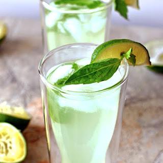 Thai Basil Limeade.