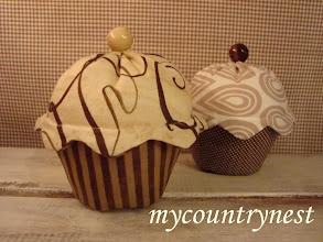 Photo: muffins tilda