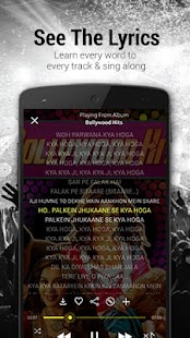 Idea Music Lounge - HD Bollywood Songs & Radio- screenshot thumbnail