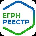 ЕГРН реестр - информация о недвижимости из ЕГРН icon
