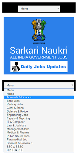Sarkari Naukri   Govt Jobs Daily Updates (Free) by Zima