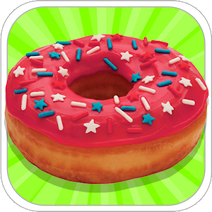 Donut Maker – Kids Baking Game for PC and MAC