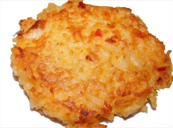 Rice Fritters – Easy And Delicious Recipe