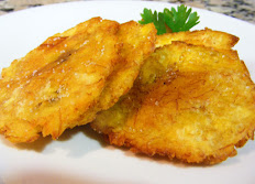 Fried Plantains~ Tostones